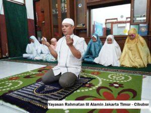 Undangan Santunan Yatim & Peringatan Maulid Nabi Muhammad SAW Di Asrama Yatim Cibubur