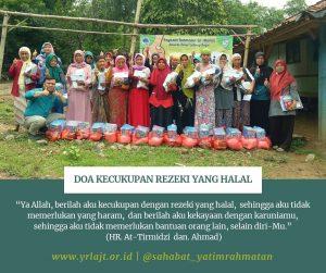 Doa Meminta Rezeki Yang Halal