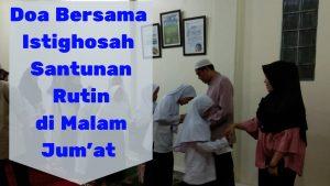 Berkah Malam Jum'at Rezeki Melimpah Untuk Anak Yatim