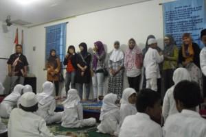 Kegiatan Pesantren Kilat Bulan Ramadhan Anak Yatim