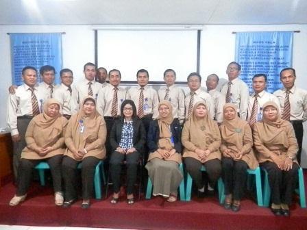 Kegiatan Yayasan Rahmatan Lil-Alamin Jakarta Timur bulan Februari 2015