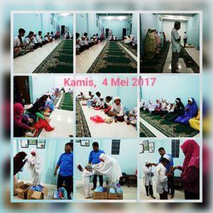 Keutamaan Sholat Tarawih dan Witir di Bulan Ramadhan