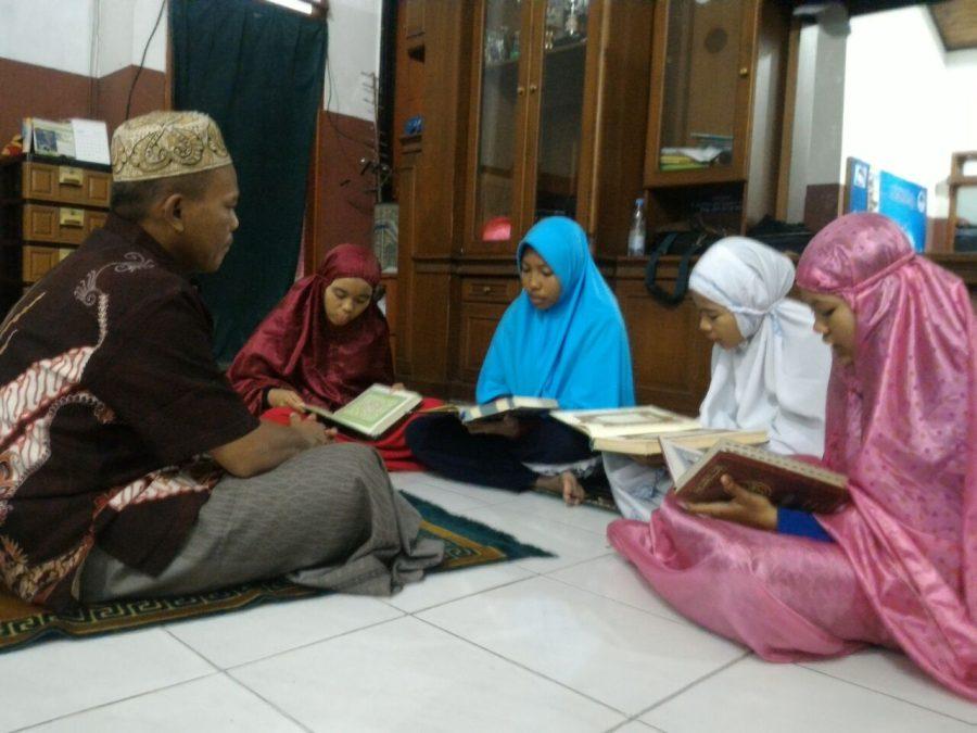 Tes Bacaan Qur'an dan Adzan Anak Yatim Rahmatan