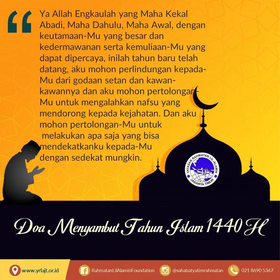 Selamat Tahun Baru Islam ke 1440 H, Berikut Doa Nya