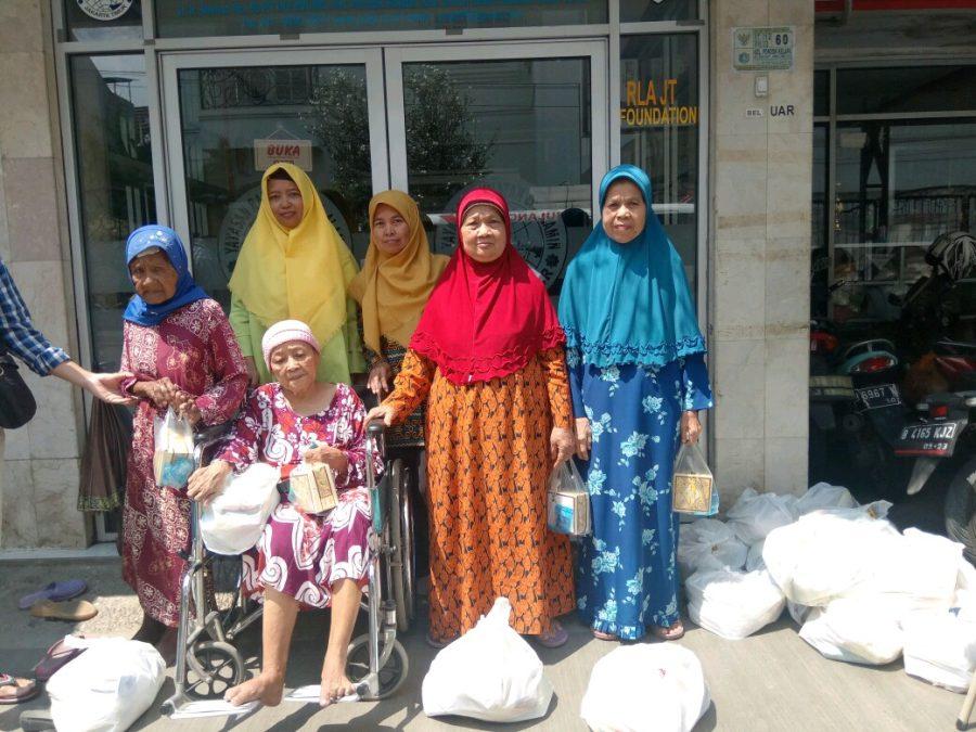 Santunan dan Cek Kesehatan Kaum Dhuafa,  26 Maret 2019