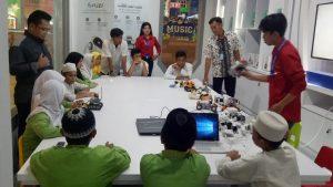 Robotic Explorer Rumah Robot Indonesia Pertama Di Asia Tenggara