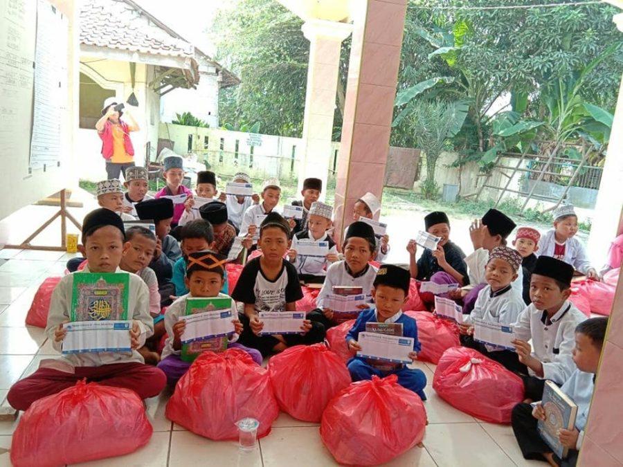 Bakti Sosial Anak Yatim Di Rajeg Tangerang