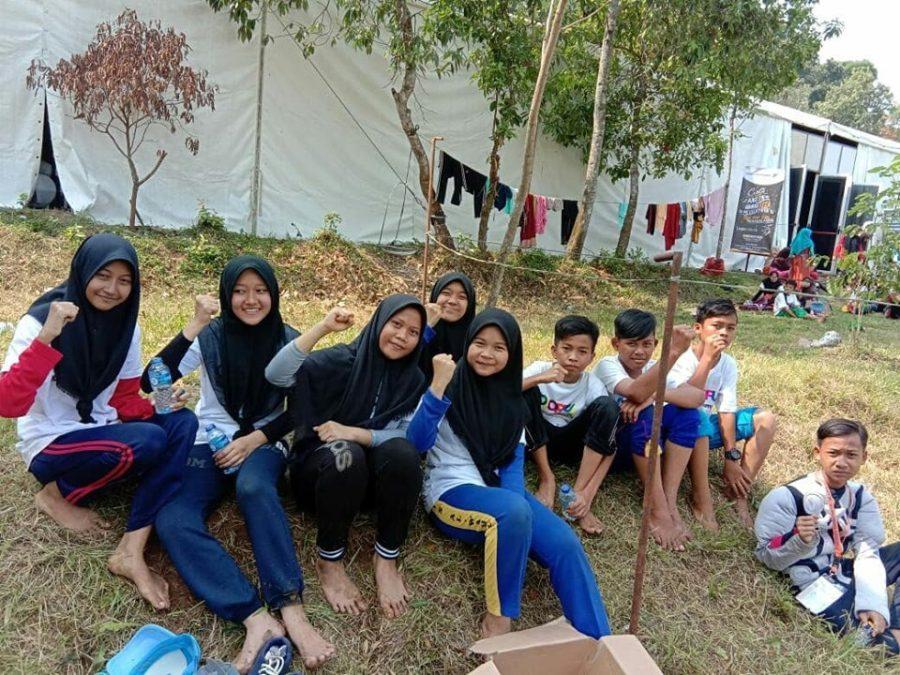 Anak Yatim YRLA Ikut SummerCamp Seindonesia