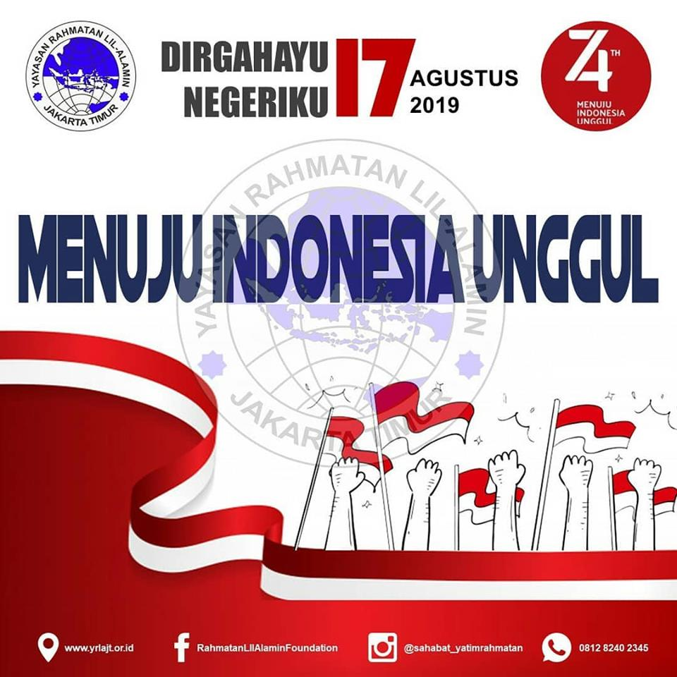 Read more about the article Dirgahayu Indonesia Ku 74th