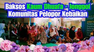 Read more about the article Baksos Kaum Dhuafa Jonggol   Komunitas Pelopor Kebaikan