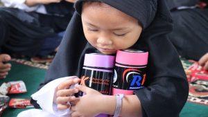 Gerakan 1000 Tumbler Rahmatan Pandu Kemanusiaan