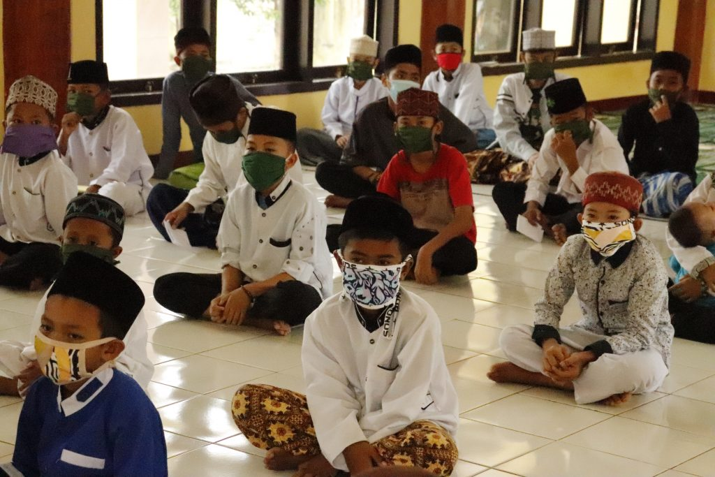 Yayasan Anak Yatim di Jakarta