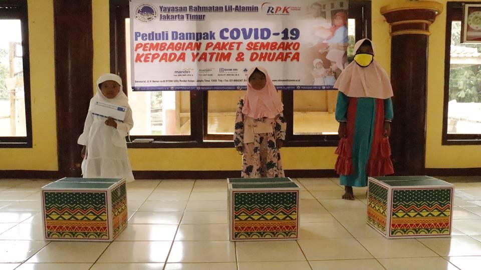 Yayasan Anak Yatim di Tangerang