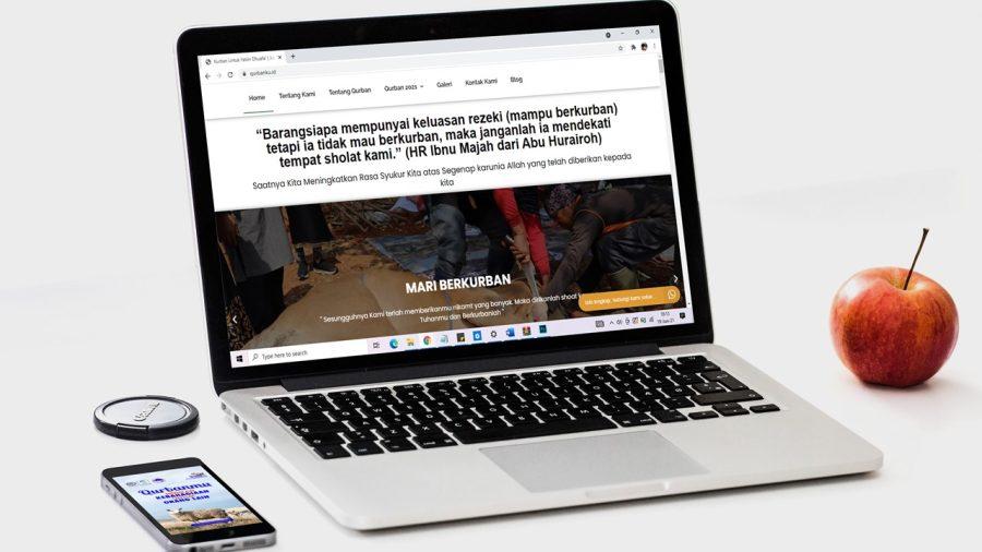 Read more about the article Ingin Qurban Online, Perhatikan Tahapannya Berikut Ini