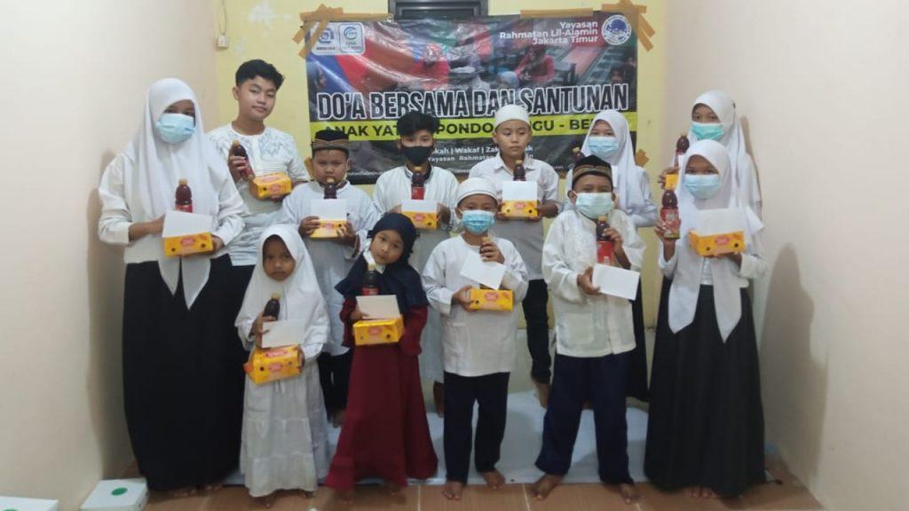 Menyantuni Anak Yatim di Bulan Muharram | Yayasan Anak yatim di Jakarta