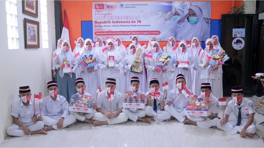 Read more about the article Gebyar Peringatan Hari Kemerdekaan Republik Indonesia 2021