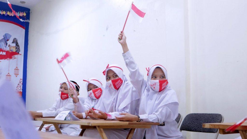 Peringatan Hari Kemerdekaan Republik Indonesia | Yayasan Anak Yatim di Jakarta