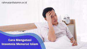 Read more about the article Sulit Tidur? Coba Amalkan Doa Ini Sebelum Tidur
