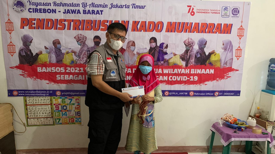 Read more about the article Kado Muharram Untuk Anak Yatim Yayasan Rahmatan Lil-Alamin Jakarta Timur