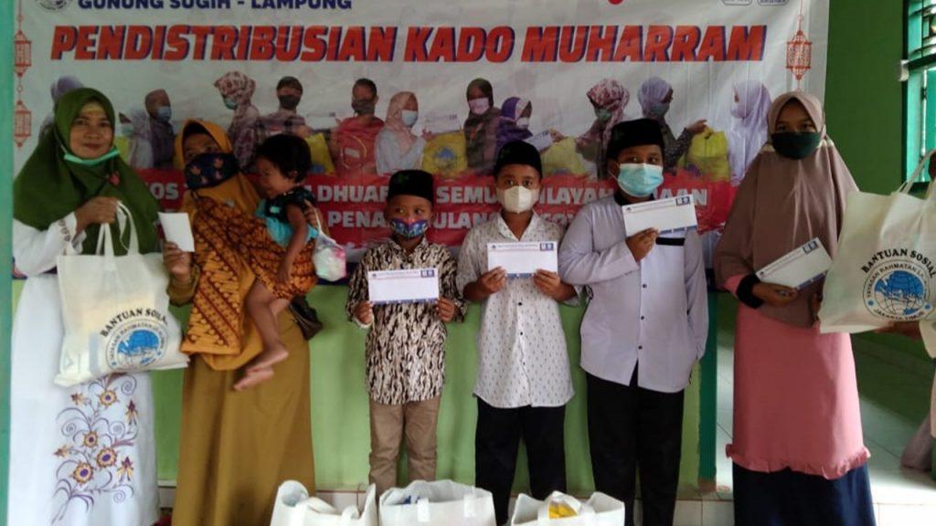 Kado Muharram Untuk Yatim